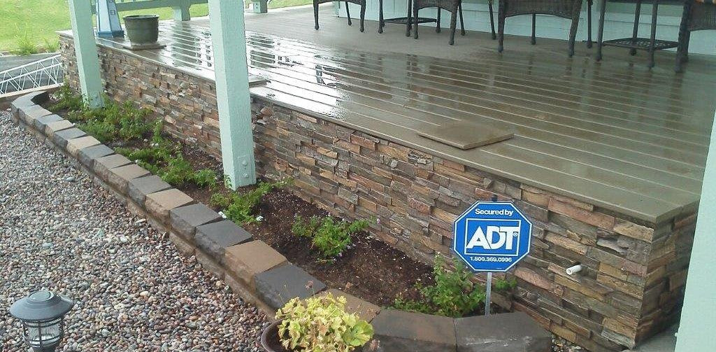 Installing Stone Veneer Panels On An Exterior