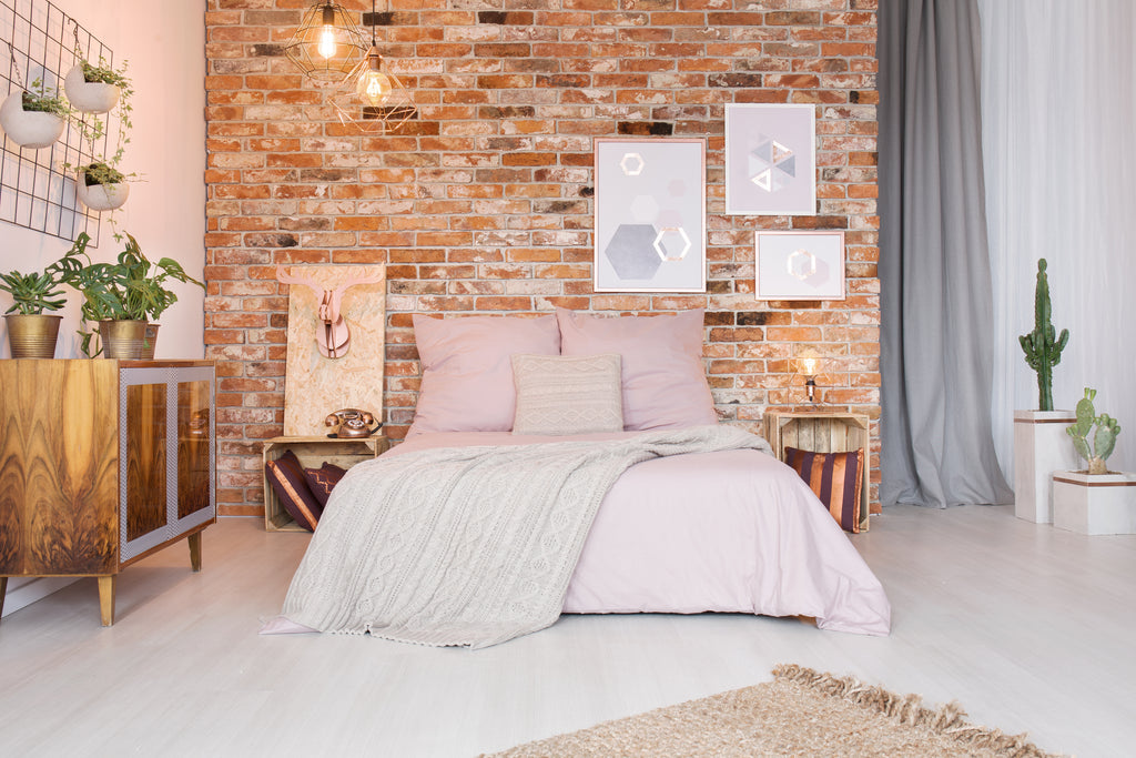 A Guide To Painting Faux Brick