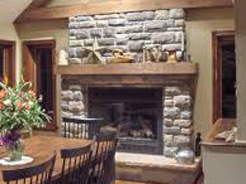 Faux Wood Fireplace Mantels