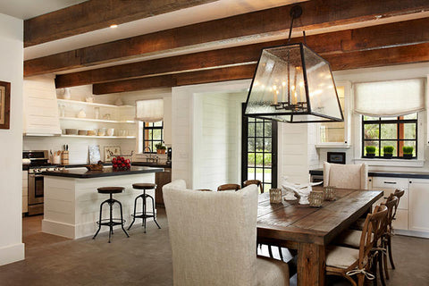 45 Gorgeous Faux Wood Beam Design Ideas - AZ Faux Beams