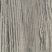 Finished Color Options for Faux Wood Products - Sandblasted Weathered Grey