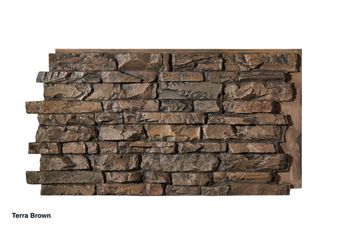 Billings Faux Stone Panels