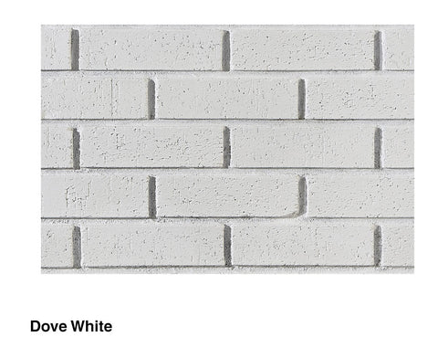 Contemporary Faux Brick Panel Samples