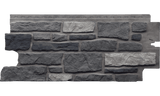 "Colonial Cobblestone Siding Panels - W 45 3/4"" - H 19 1/4"" - 3/4"" Thick"
