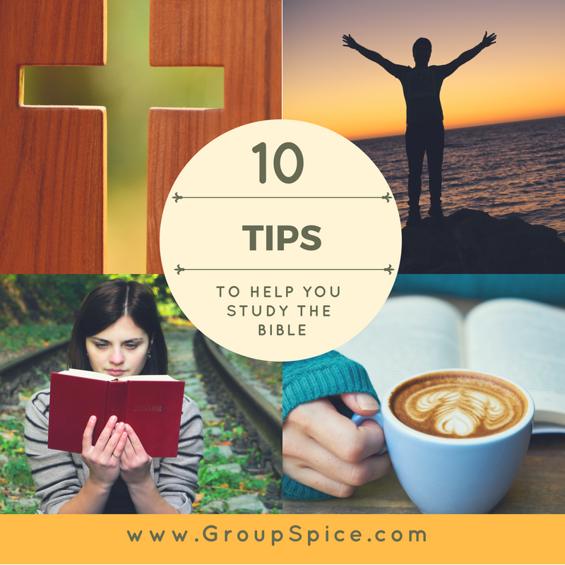 10 Tips on How to Study the Bible