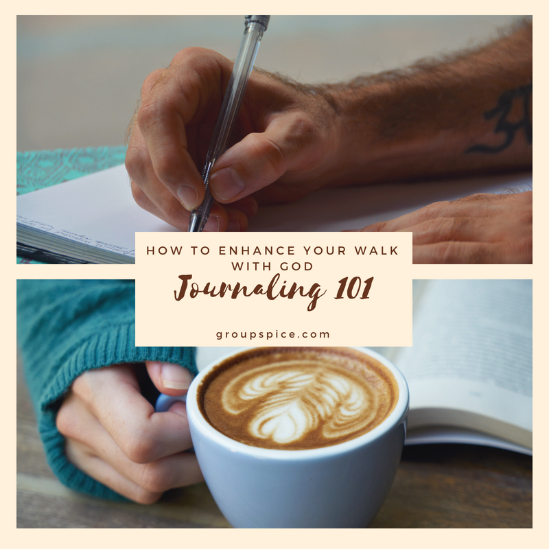 Journaling 101 - How to enhance your walk with God