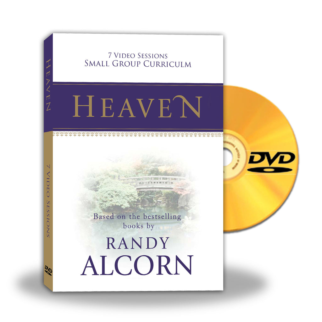 Heaven DVD by Randy Alcorn