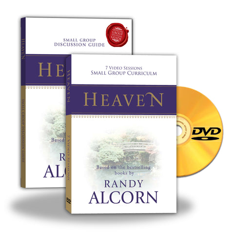 Heaven Leader Kit by Randy Alcorn