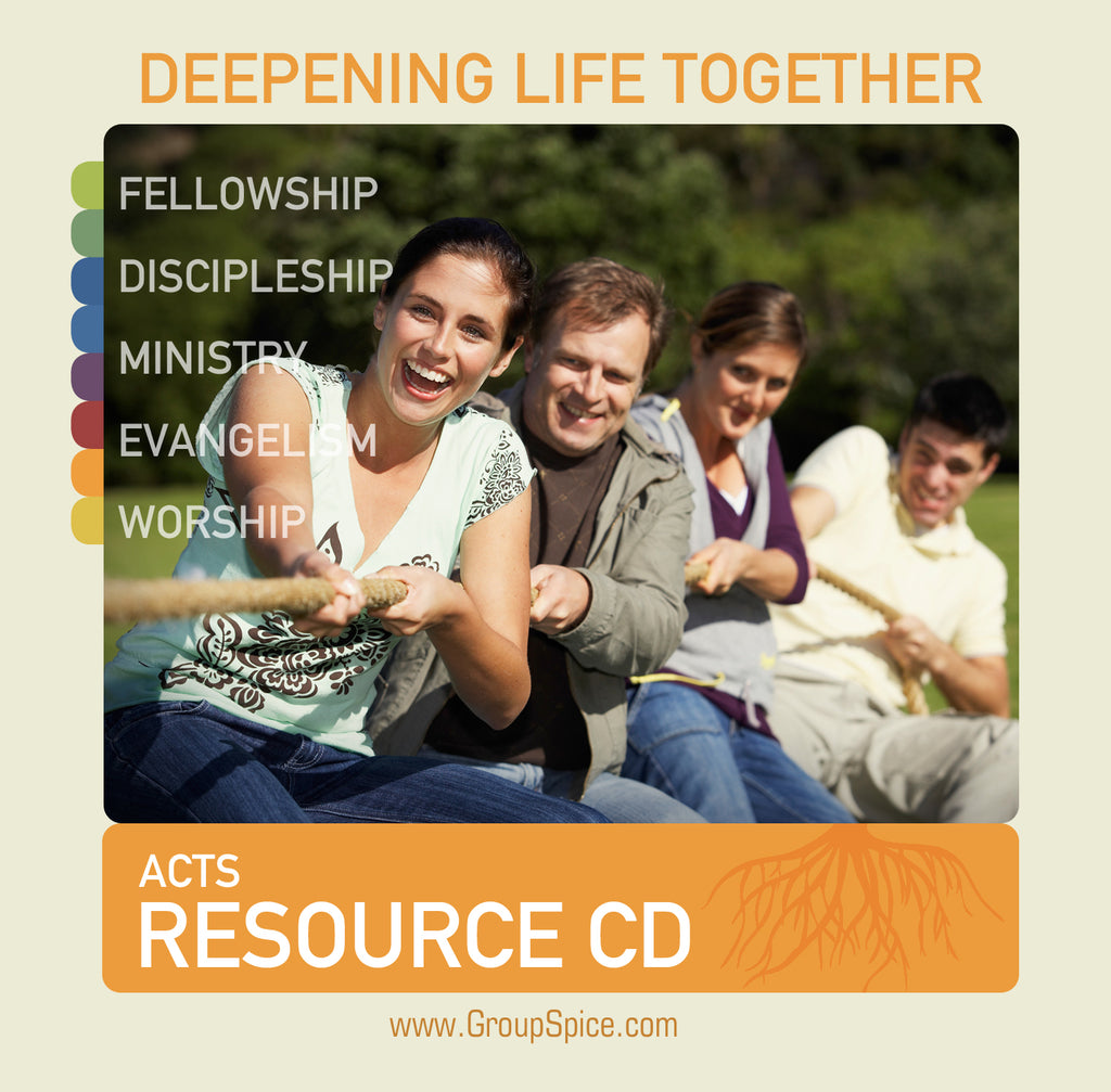 Acts Resource CD