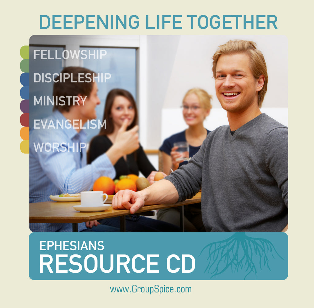 Ephesians Resource CD