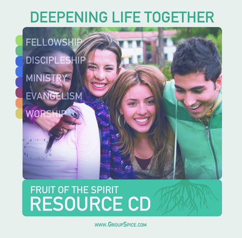 Fruit of the Spirit Resource CD