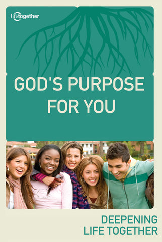 FOTS Session #1 - God's Purpose For You