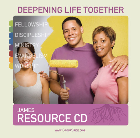 James Resource CD