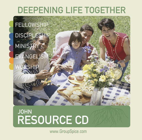 John Resource CD