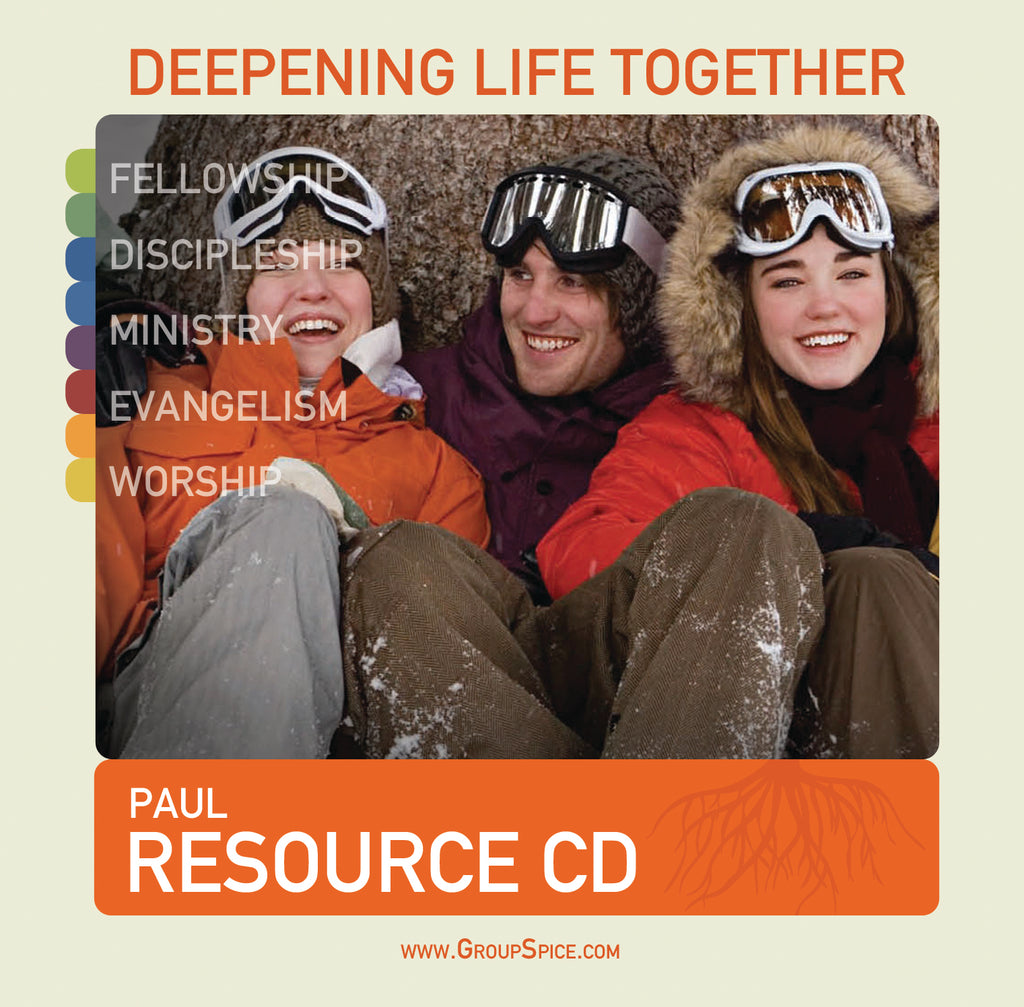Paul Resource CD