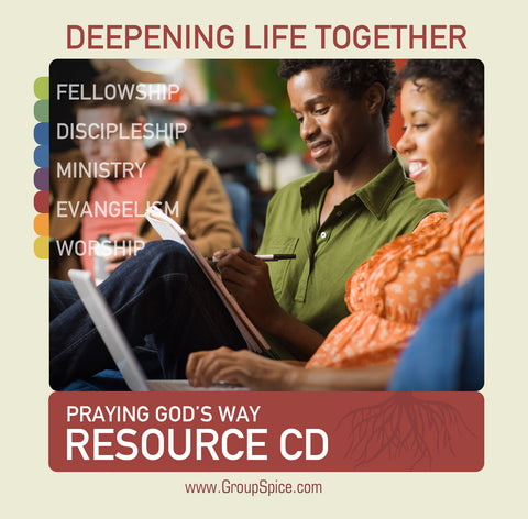 Praying Resource CD