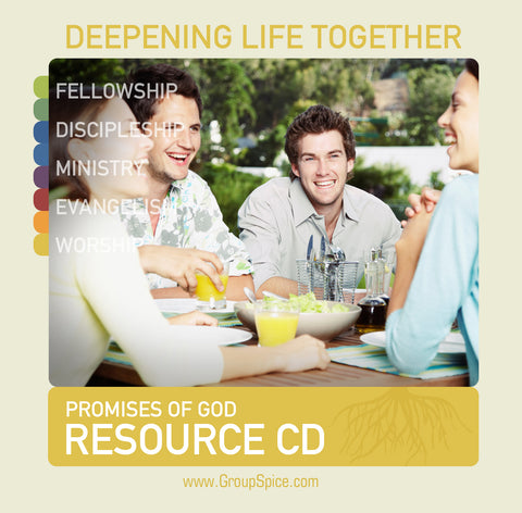 Promises Resource CD