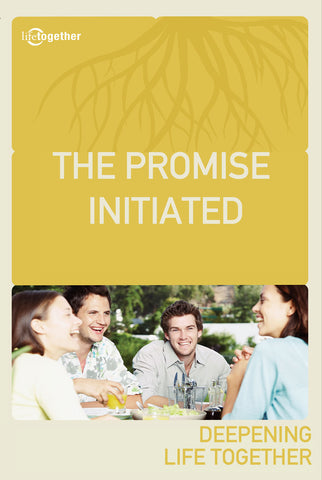 Promises Session #1 - The Promise Initiated