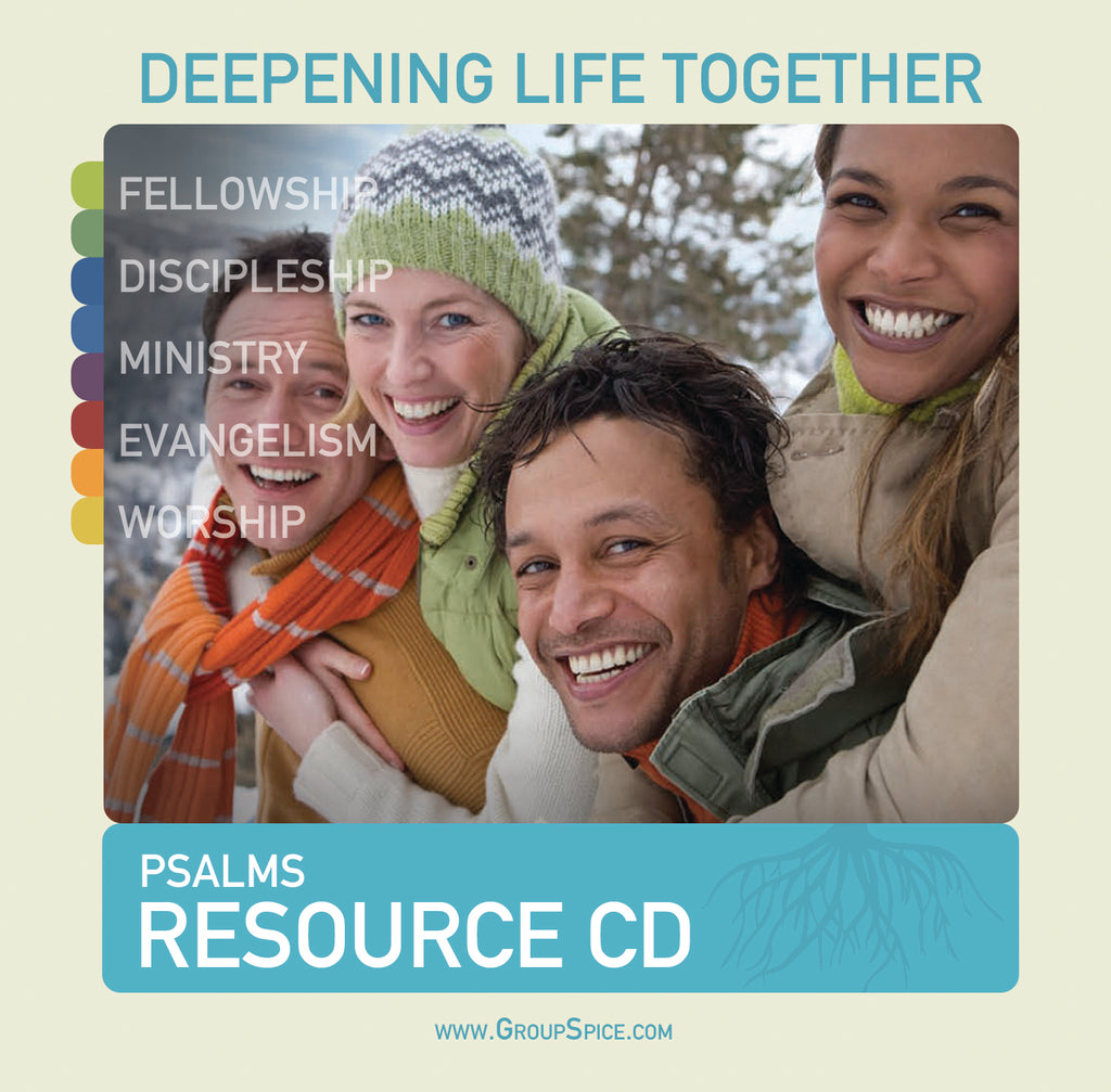 Psalms Resource CD
