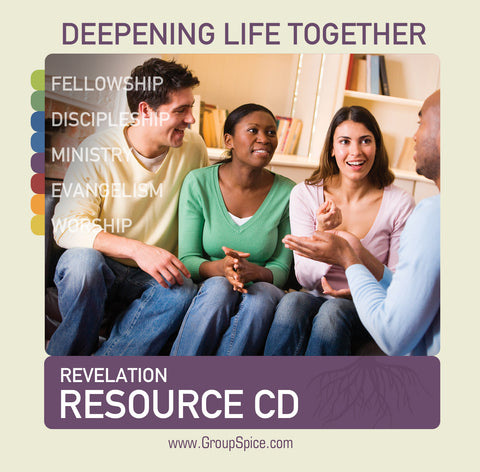 Revelation Resource CD