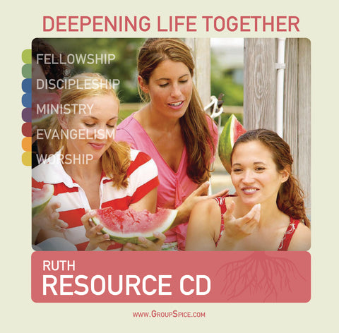 Ruth Resource CD