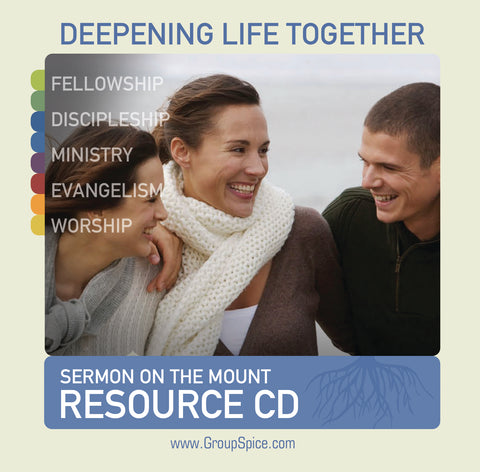 Sermon on the Mount CD