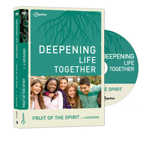 Fruit of the Spirit DVD - GroupSpice.com