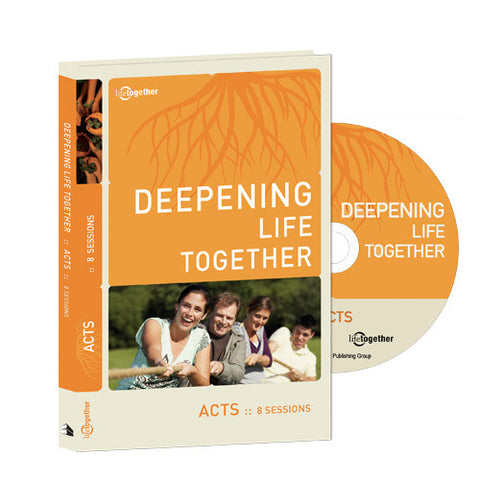 Acts Deepening Life Together DVD