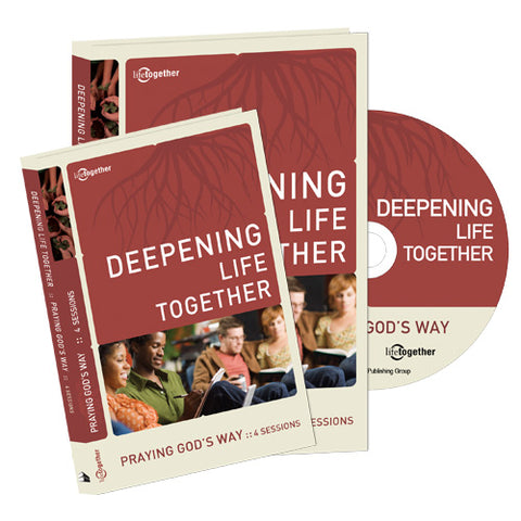 Praying God's Way Leader Kit