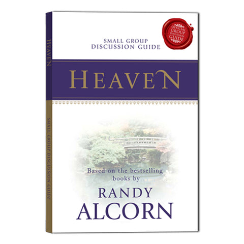 Heaven Bible Study Guide by Randy Alcorn