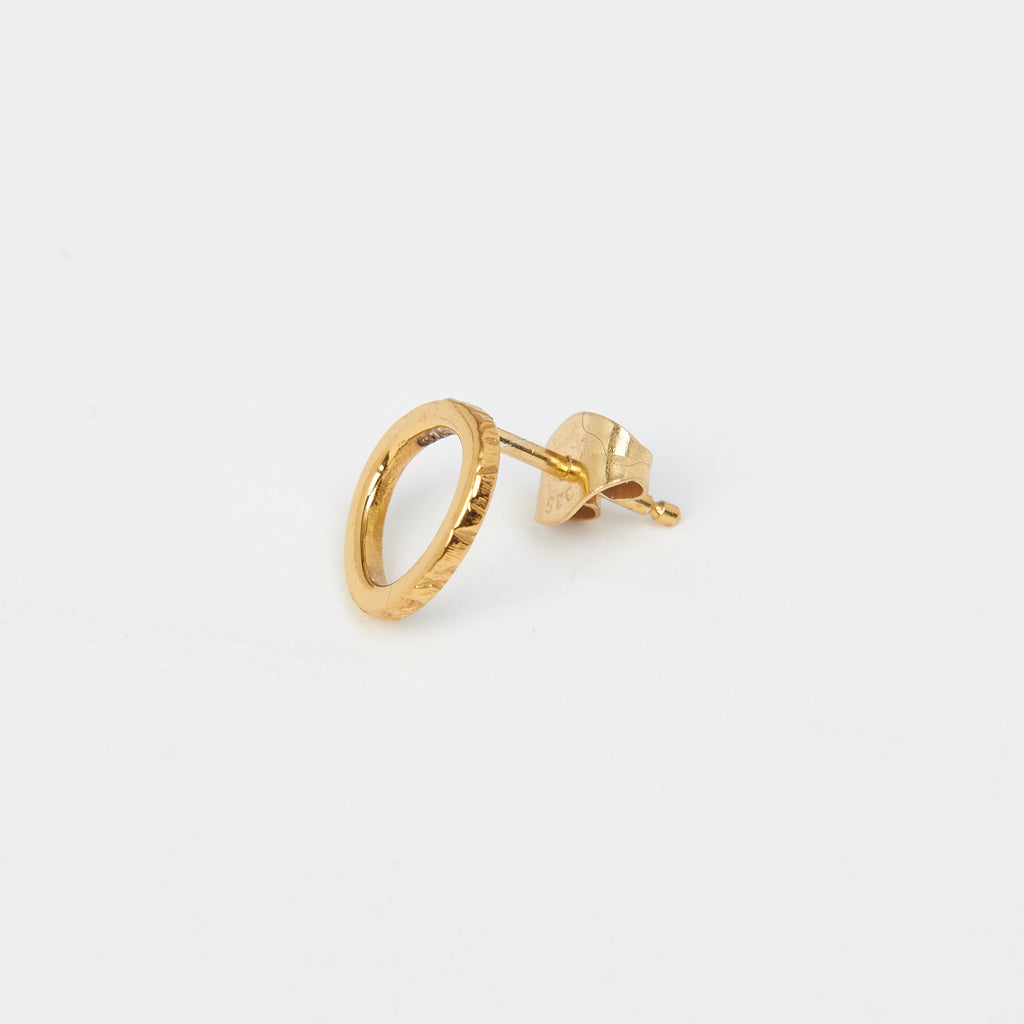 CORNELIA WEBB - Small Circle Stud Earring