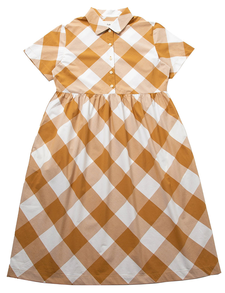 FOLK - Loom shirtdress