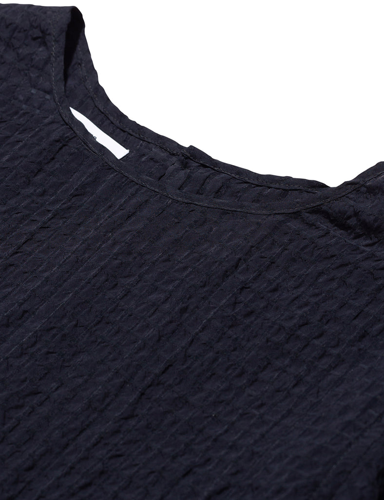 NORSE PROJECTS - PERNILLA LIGHT CHECK TOP