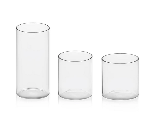 ICHENDORF MILANO - Cilindro Extra Light Water Glass