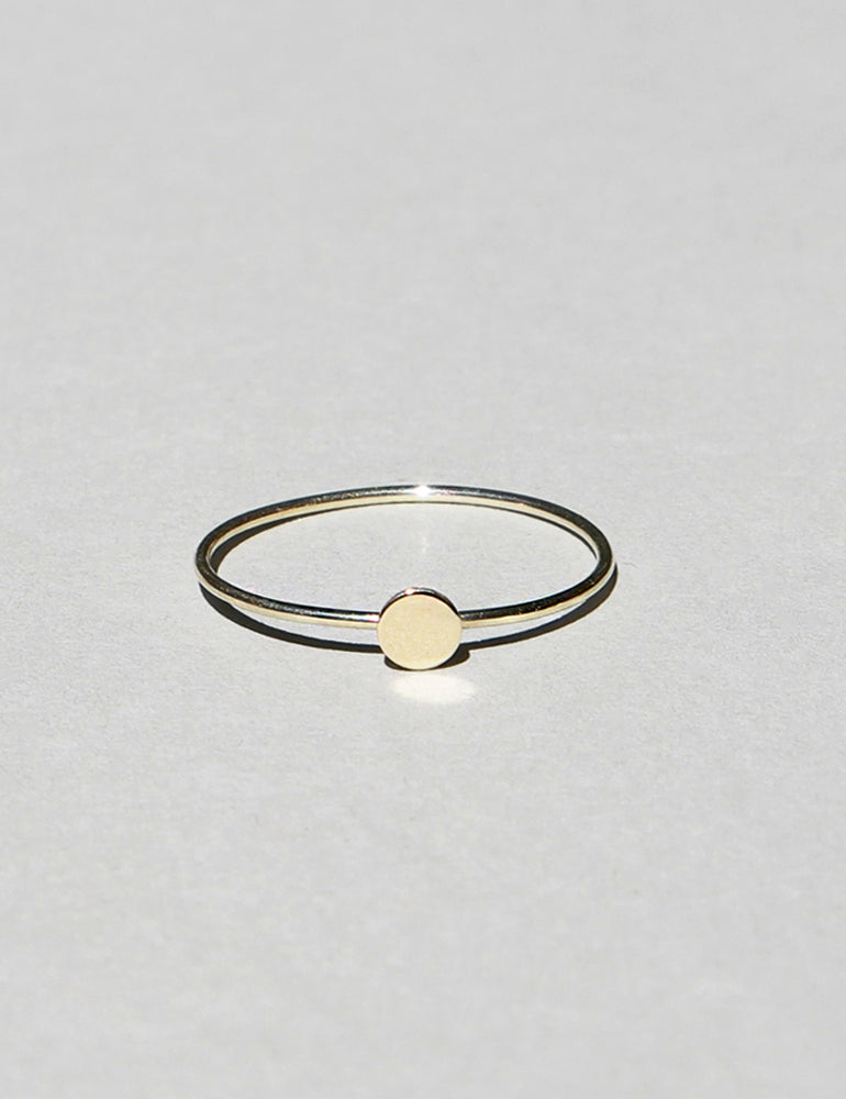 SASKIA DIEZ - Paillettes Ring Mini No 1