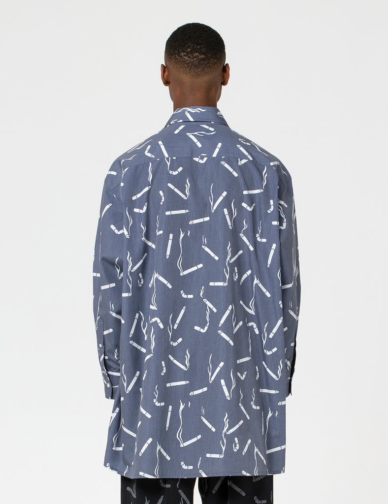 VIKTOR & ROLF MISTER MISTER - ALL-OVER PRINTED SHIRT