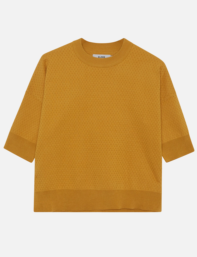 KLOKE - Breach Knit Top