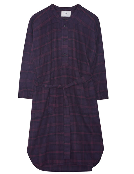 FOLK - STACK SHIRT DRESS
