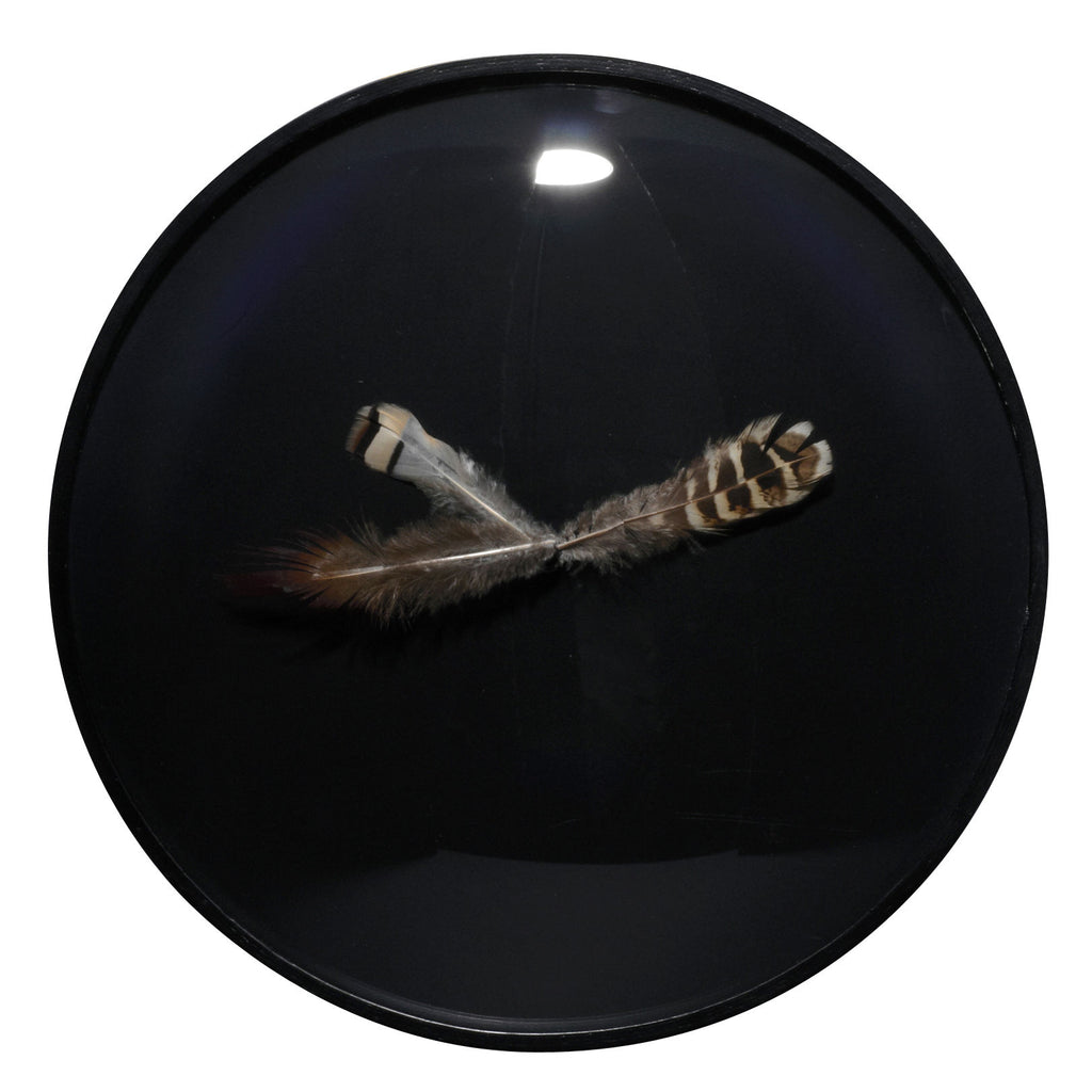 L'ATELIER D' EXERCISES - Feather Clock