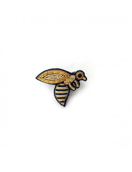 MACON & LESQUOY - Bee brooch
