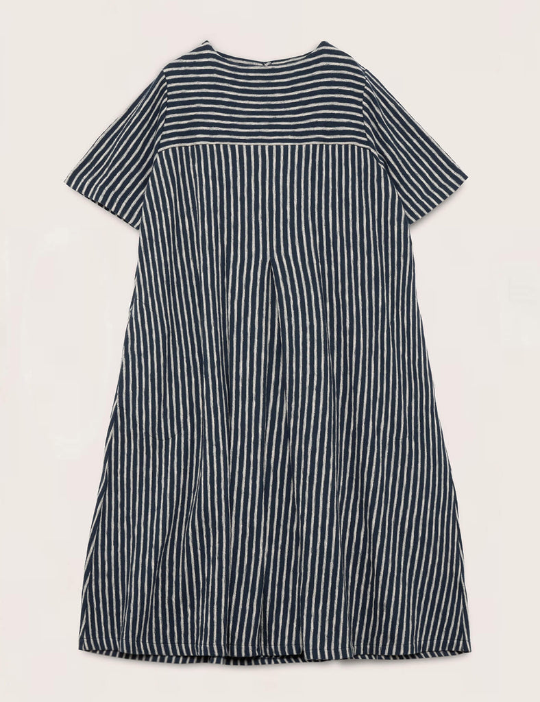 YMC - BIG CRUZ PLEAT DRESS