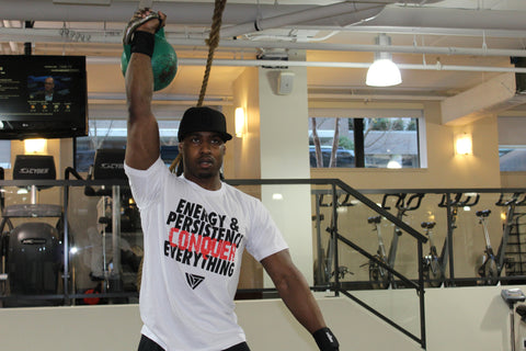 Gainzville Energy & Persistence Shirt