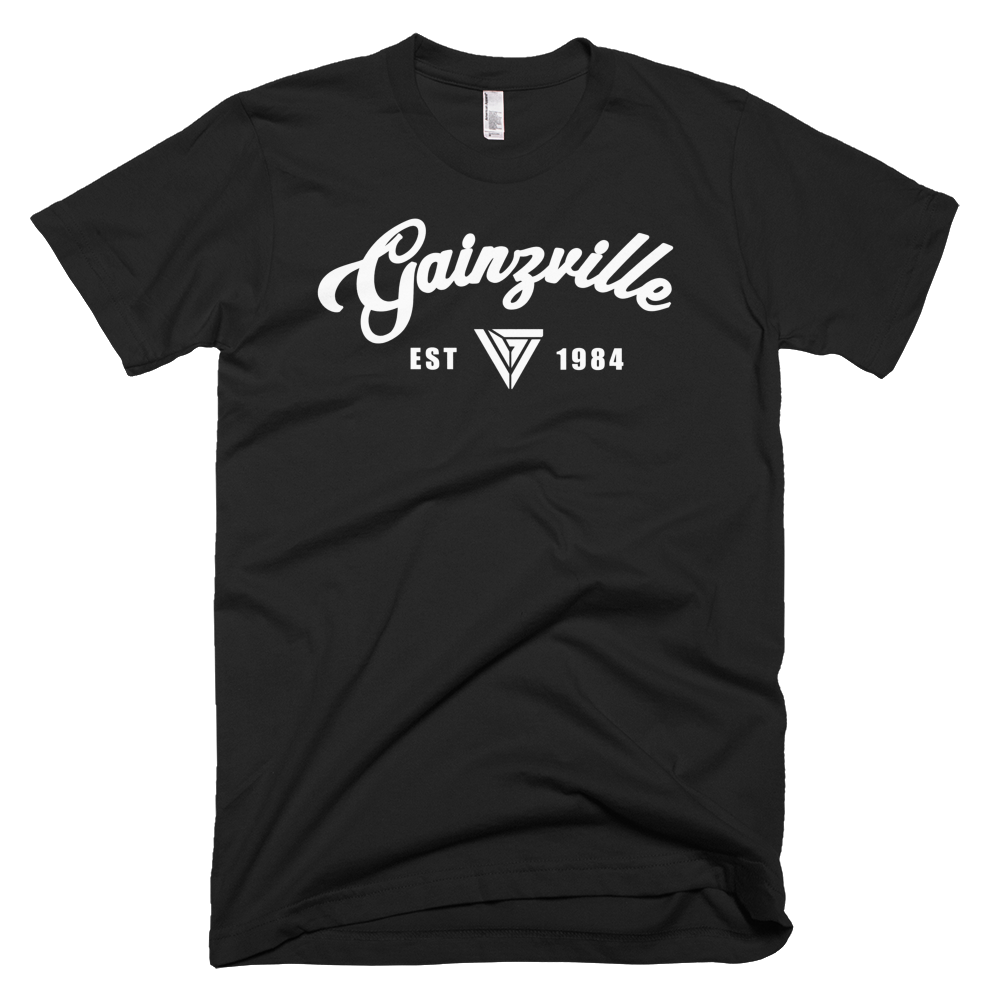 Gainzville Scripture Tee