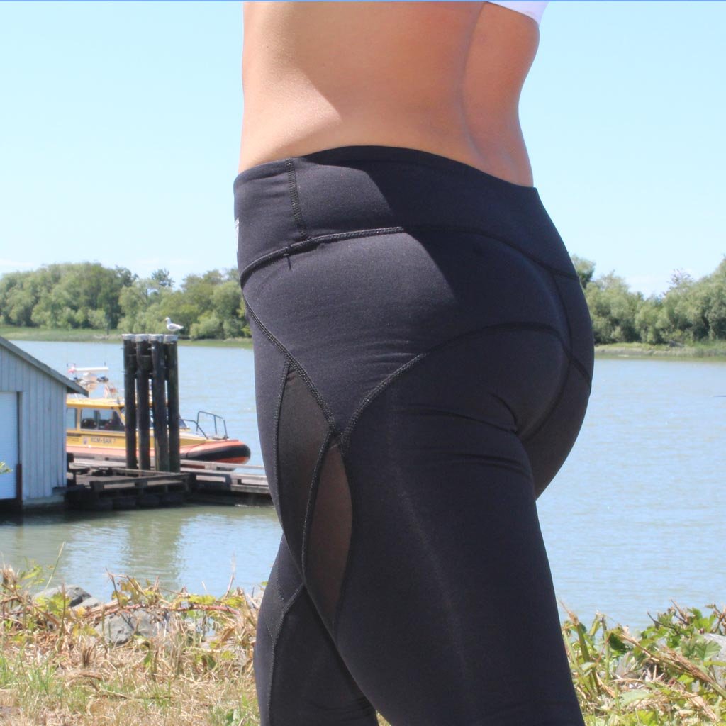 Gainzville Women's Vented Leggings