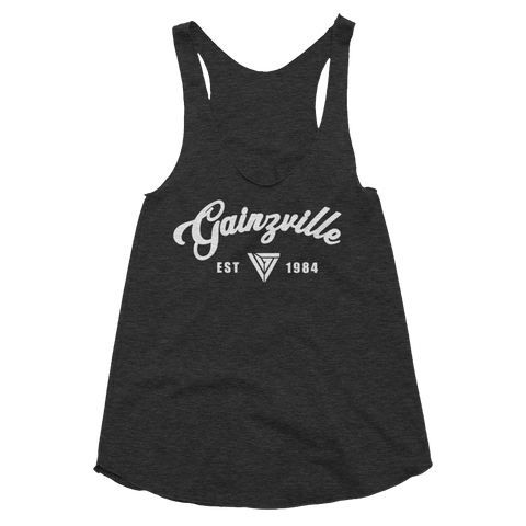 Gainzville Women's Racerback Tank Top