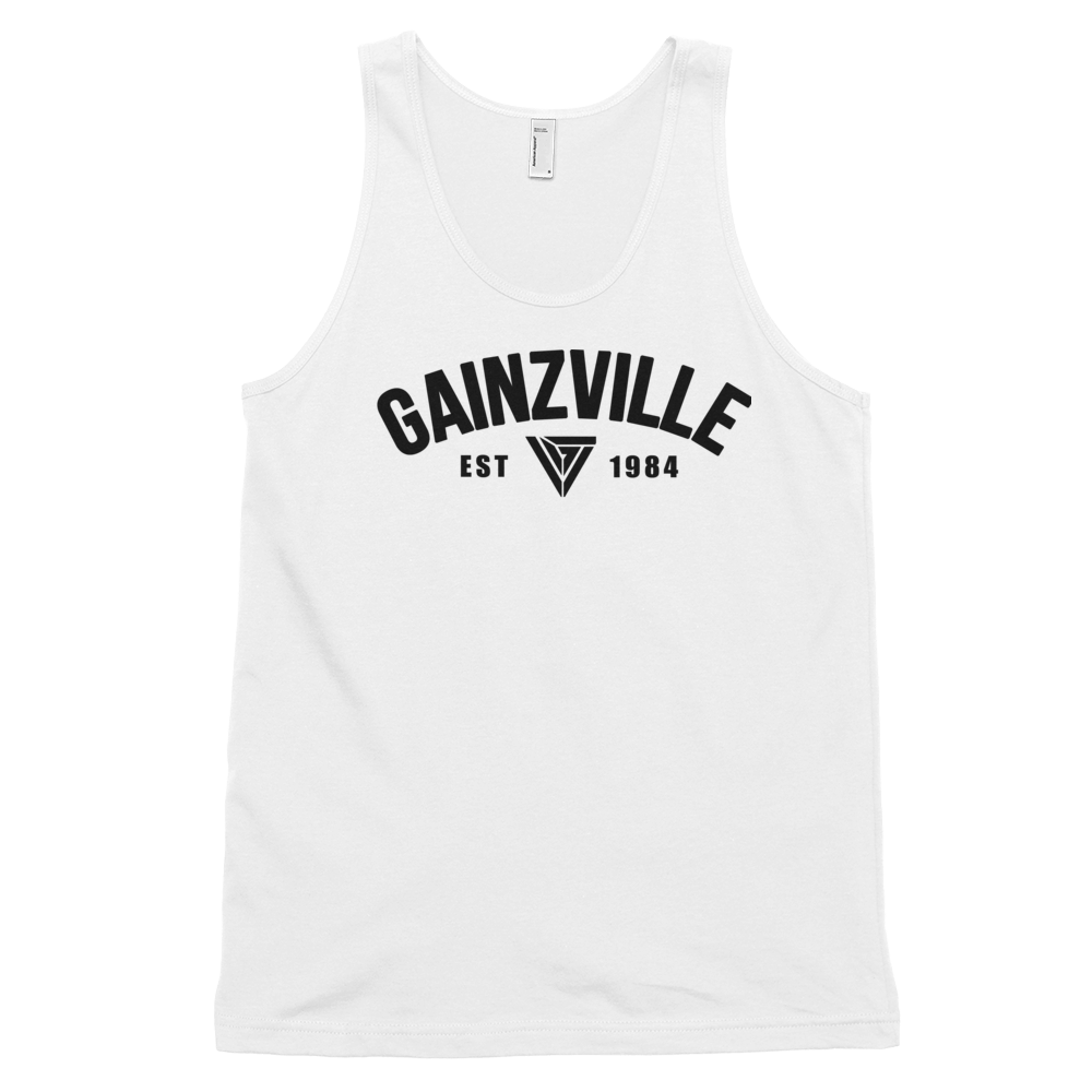 The Original Gainzville Classic tank top (Men)