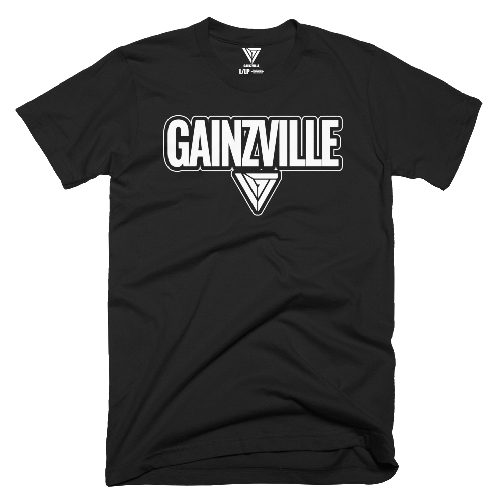 Gainzville Flagship T-Shirt
