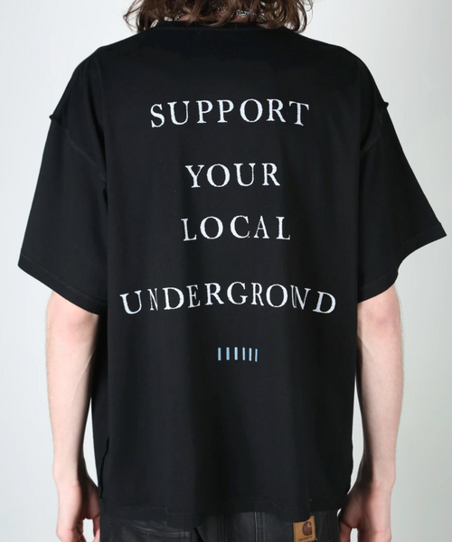 Support your local Undergound Tee (limited)