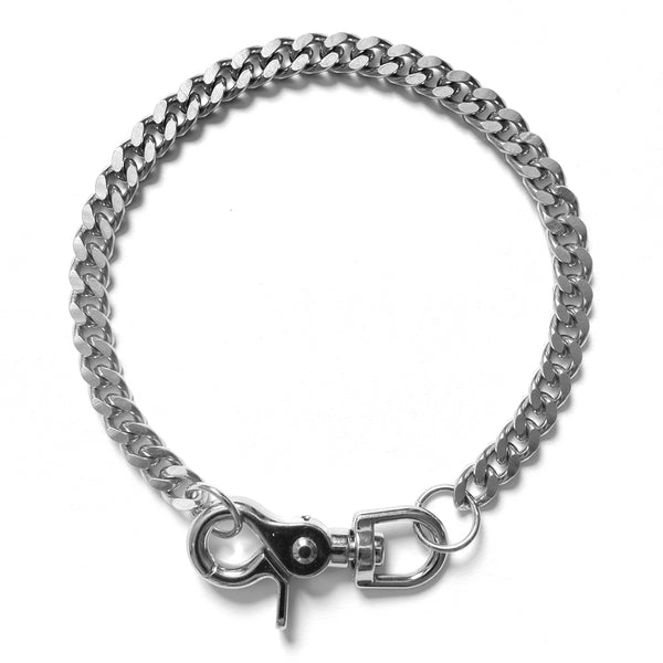 Single Link Choker Necklace