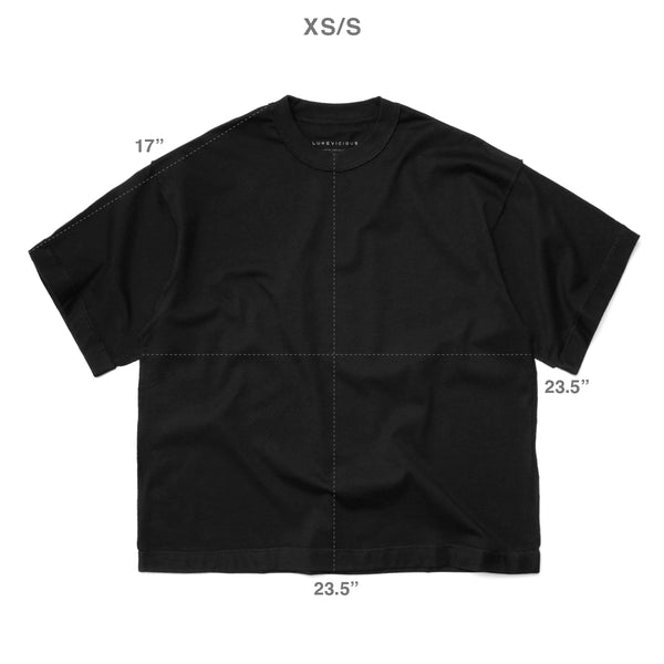 Nineties Black Tee (limited)